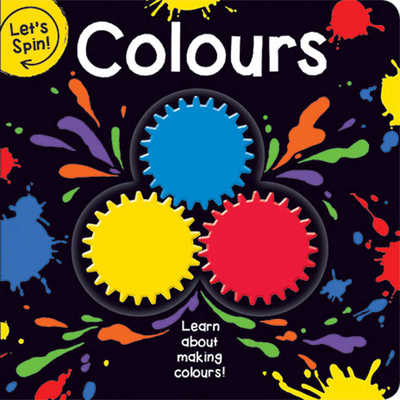 Lets Spin Colours