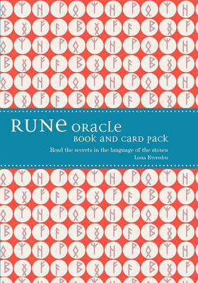 Rune Oracle Book and Cards Pack: Read the Secrets in the Language of the Stones