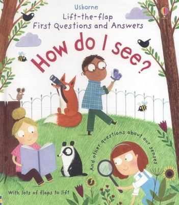 How do I See ? (Lift-the-Flap First Questions & Answers)