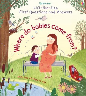 Where Do Babies Come from? (Lift-the-Flap First Questions & Answers)