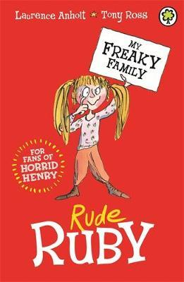 Rude Ruby (My Freaky Family)