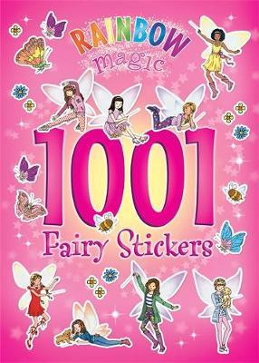 1001 Fairy Stickers (Rainbow Magic)