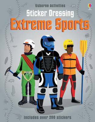 Extreme Sports (Usborne Activities)