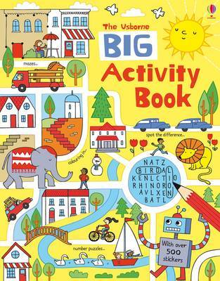 The Usborne Big Activity Book