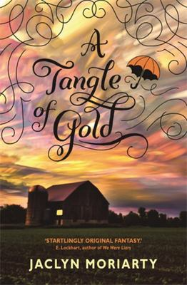 A Tangle of Gold (The Colours of Madeleine #3)