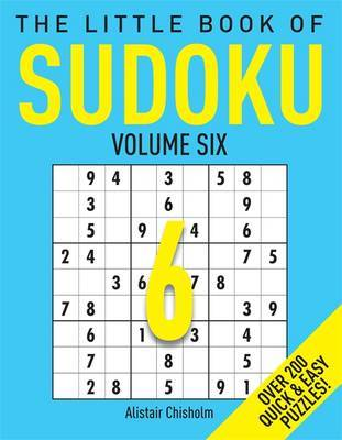 The Little Book of Sudoku: Volume 6