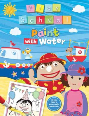 Play School ABC Kids Paint with Water