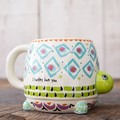 Turtle Mug -  I Turtley Love You