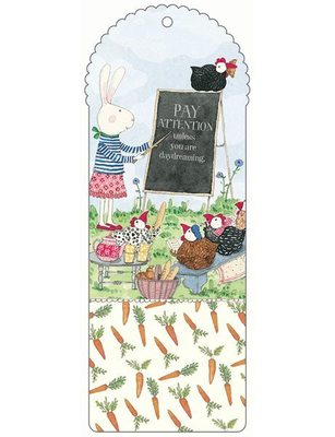 Bookmark - Pay attention unless you are daydreaming BK24