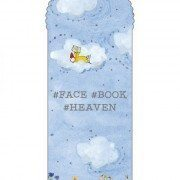 Bookmark - Face Book Heaven BK16
