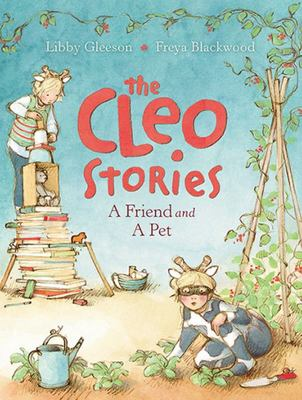 A Friend and A Pet (The Cleo Stories #2)