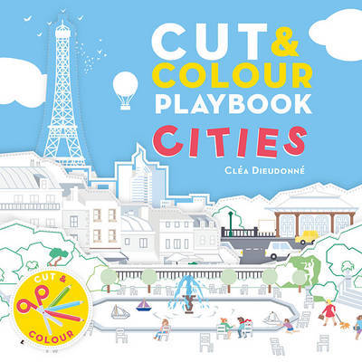 Cut and Colour Playbook Cities