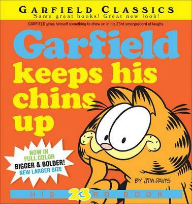 Garfield Keeps His Chins Up (full colour edition #23)