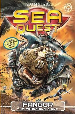 Fangor the Crunching Giant ((Sea Quest#30)