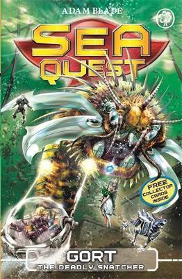 Gort the Deadly Snatcher ((Sea Quest#29)