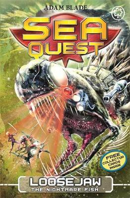 Loosejaw the Nightmare Fish (Sea Quest#32)