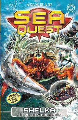 Shelka the Mighty Fortress (Sea Quest#31)