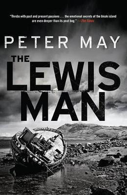 The Lewis Man (The Lewis Trilogy #2)