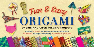 Fun & Easy Origami Kit : 30 Original Paper-folding Projects