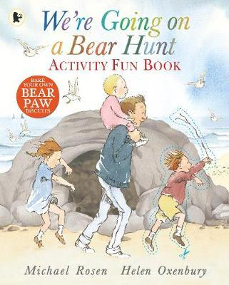 We're Going on a Bear Hunt Activity Fun Book