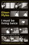 I Must be Living Twice - New and Selected Poems 1975 - 2014