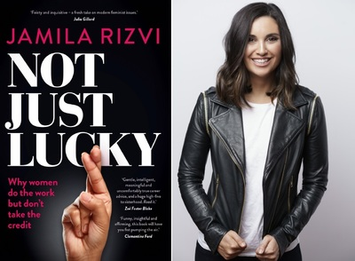 In conversation with Jamila Rizvi, Thursday 17th August at 6.30pm - TICKET & DISCOUNTED BOOK