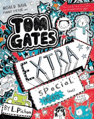 Extra Special Treats (Not) (Tom Gates #6)