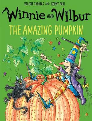 The Amazing Pumpkin (Winnie and Wilbur)