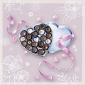 Chocolate Box Card