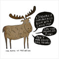 The Moose of Motivation