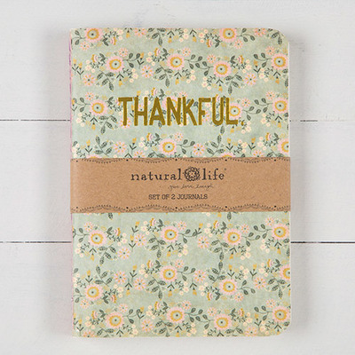 Grateful/Thankful Two Pack Journal