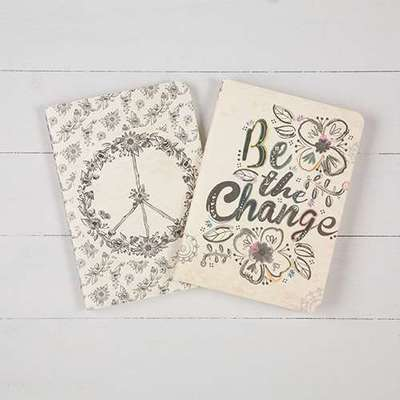 Be the Change Two Pack Journal