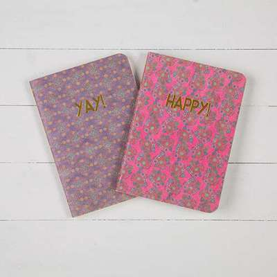 Happy! Yay! Two Pack Journal