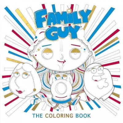 Family Guy: The Colouring Book