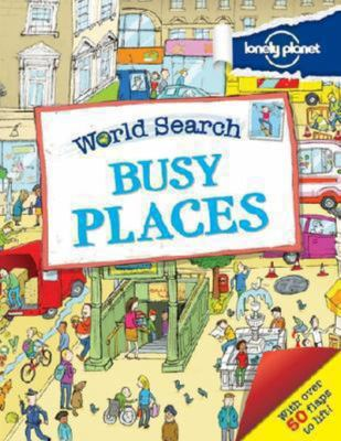 Busy Places World Search (Not for Parents)