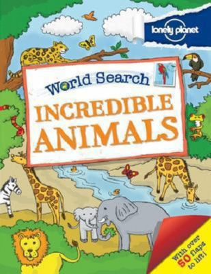 Incredible Animals World Search (Not for Parents)