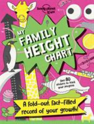 Lonely Planet Family Height Chart