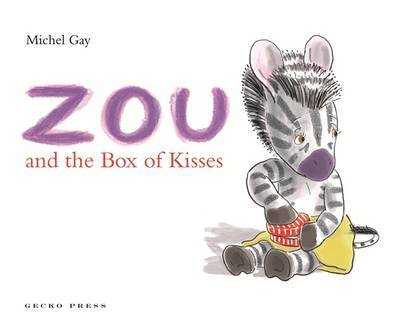 Zou and the Box of Kisses (HB)