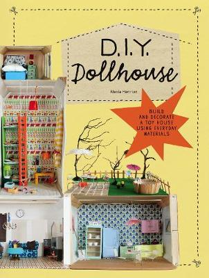 DIY Dollhouse - Build and Decorate a Toy House Using Everyday Materials