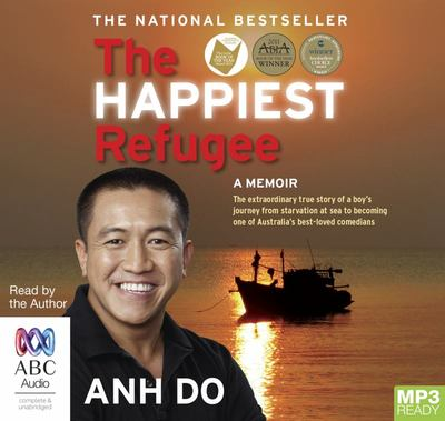 The Happiest Refugee (MP3)
