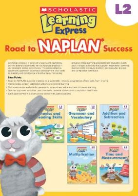 Learning Express L2 Naplan Pack