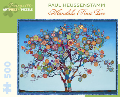 Paul Heussenstamm: Mandala Fruit Tree - 500pcs