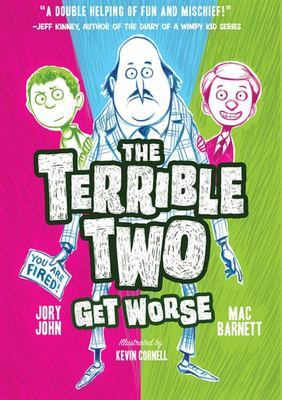 The Terrible Two Get Worse (#2)
