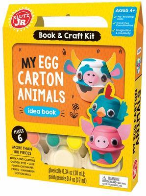 My Egg-Carton Animals (Klutz Jr)