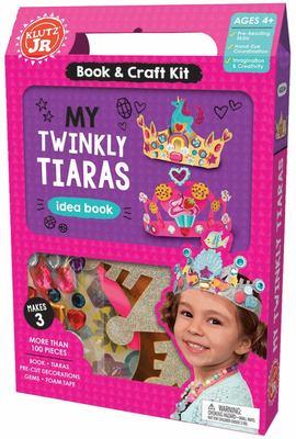My Twinkly Tiaras  (Klutz)