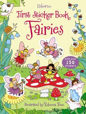 Fairies (Usborne First Sticker Book)