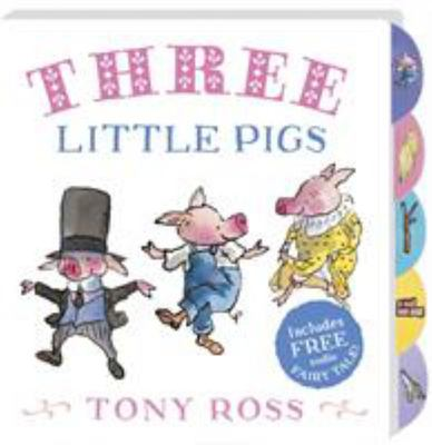 Three Little Pigs (My Favourite Fairy Tale Board Book)