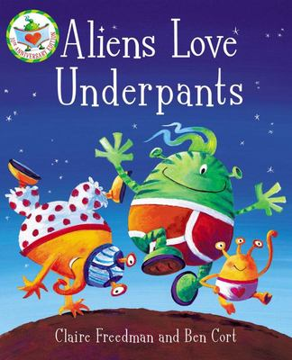 Aliens Love Underpants! (BB)