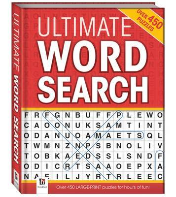 Large Print Prestige Puzzles Word Search 2