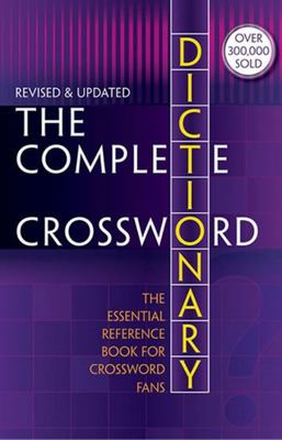 Complete Crossword Dictionary (Purple)